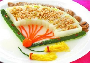 从《红楼梦》看中国饮食文化