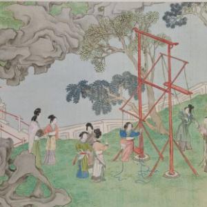 华夏文化艺术网为您推荐--《大梅诗意图》